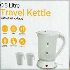 Kingavon 0.5L 240-Volt Travel Kettle
