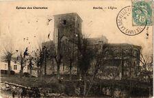 CPA  Églises des Charentes - Bourlay - L'Église    (242053)
