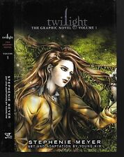 TWILIGHT Graphic Novel Vol 1 ~ Stephenie Meyer Young Kim HCDJ First Edition