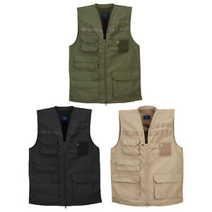 Propper Tactical Polyester Cotton Wrinkle Resistant Stain Liquid Repellent Vest