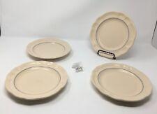 "Set of 4 Pfaltzgraff Remembrance Salad Plates - USA - 7 1/4"" Diameter !"