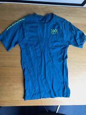X-Bionic Speed Evo Man L Laufshirt blau