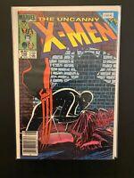 Uncanny X-Men #196 Newsstand Variant High Grade Marvel Comic Book 1985 CL90-34