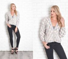 Unbranded Cardigan 100% Cotton Jumpers & Cardigans for Women
