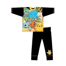Boys Pokemon Pyjamas Ash Pikachu Gotta Catch them All Pyjama Age 4 to 12 Years