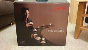 Jura ENA Micro 5 Aroma+ Micro Silver 9 Tassen Kaffeevollautomat