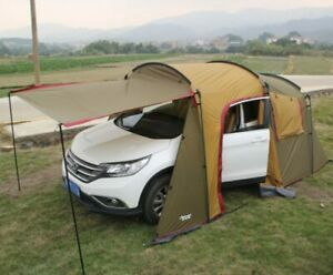 Special Large Outdoor Camping Tent Travel HUT Indoor House Team Party Khaki Tent