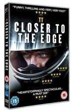 TT CLOSER TO THE EDGE (2011): 2D DVD - ISLE of MAN Tourist Trophy 2010 - NEW