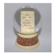 Mini Agua Snowglobe Russ Cartas De Amor Regalo Vidrio ocasión Ornamento mensaje 2