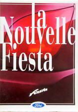 1995 FORD FIESTA CATALOGUE
