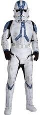 Star Wars DELUXE CLONE TROOPER Costume Kids Boys Childs Halloween Medium