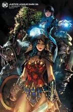 Justice League Dark #25 - 26 Main & Variant Covers You Pick Dc Comics