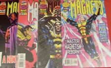 MAGNETO 1-4 MARVEL COMIC SET COMPLETE MILLIGAN JONES GONZALEZ BEATTY 1996 NM