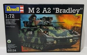 "New Revell 1/72 Scale - M2 A2 ""Bradley"" (#03124) Boxed Model Kit - UK Dispatch"