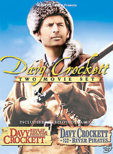 Davy Crockett - 50th Anniversary Double Feature (DVD, 2004)