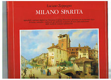 Zappegno MILANO SPARITA dipinti Ottocento Novecento. Newton Compton 1983