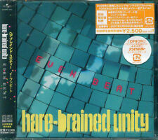 hare-brained unity - EVEN BEAT - Japan CD - NEW J-POP