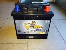 BATTERIA PEUGEOT LANCIA TOYOTA RENAULT FIAT CITROEN 55AH 400A 12V EC440 1.2/1.3