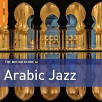 Rough Guide Arabic Jazz - Various (NEW 2CD)