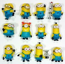 "Playset 12× Minions 3cm/1,2 "" Figurines Despicable Me/Despicable Me"