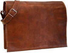 Men's Leather Messenger/Shoulder Bags | eBay