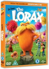 The Lorax DVD *NEW & SEALED FAST UK DISPATCH*