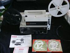 Eumig Mark S 802 D Dual Format Super 8 Standard 8 Sound Projector  (OB5D)
