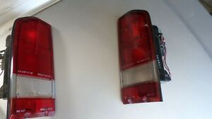 GEO Tracker Tail Lights