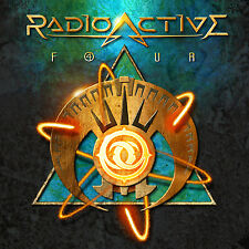 Radioactive - F4ur CD 2015 Tommy Denander Jimi Jamison Fergie Frederiksen etc