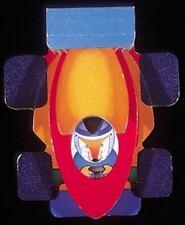 Race Car by Meg Parsont (1999, Board Book)