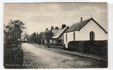SHIRGARTON, KIPPEN: Stirlingshire postcard (C11609)