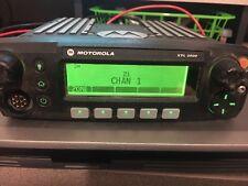 Motorola Xtl2500 800mhz P25 Digital Mobile Radio M21urm9pw1an 589088 801484 3