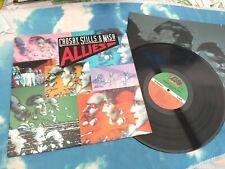 CROSBY STILLS NASH - Allies 1983 US VINYL LP + INNER  EXCELLENT CONDITION