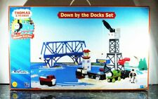 THOMAS & FRIENDS Wooden Railway Down by the Docks - Brand New - Free Shipping