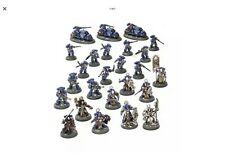 Warhammer 40k Indomitus Space Marine Army Half 9th Edition: Send 27th July