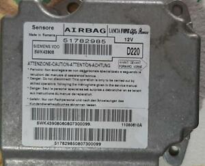51782985 CENTRALINA AIRBAG FIAT 500
