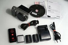 Sony Alpha NEX-5 Body Digitalkamera - nur 21 tausend Shots