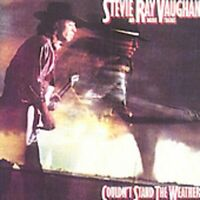 Stevie Ray and Double Trouble Vaughan - Couldnt Stand The Weather [CD]
