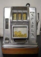 Ancien jeux de comptoir Sparks années 30