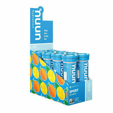 nuun Sport Electrolyte Tablets Box of 8 Tubes Tropical
