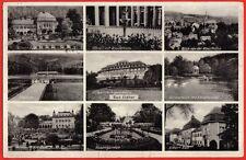 Bad elster 1934-más mapa de imagen-Vogtland-ak116