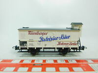 BM201-0,5# Trix Int. H0/DC 23523 (?) Bierwagen Patrizier Bier DRG NEM, NEUW