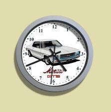Holden HQ Monaro GTS Coupe (silver) Wall Clock