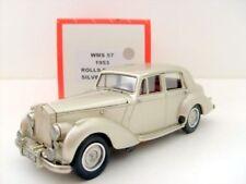 WESTERN MODELS 1/43 WMS 57 1949 ROLLS ROYCE SILVER DAWN