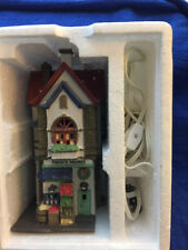 Department 56 Christmas in the City Series Corner Grocer 5970-6