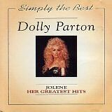 PARTON Dolly - Her greatest hits - CD Album
