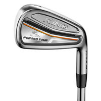 NEW Cobra Golf KING Forged Tour Irons - Choose Shaft, Length & Lie Angle