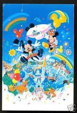 Mickey Minnie Mouse Goofy Pluto Disneyland Tokyo Japan