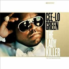 The Lady Killer [The Platinum Edition] [PA] by Cee Lo Green (CD, Nov-2011, Warne