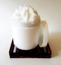 Baby Powder - Goats Milk Body Cream With Shea Butter Honey & Aloe - 8 oz